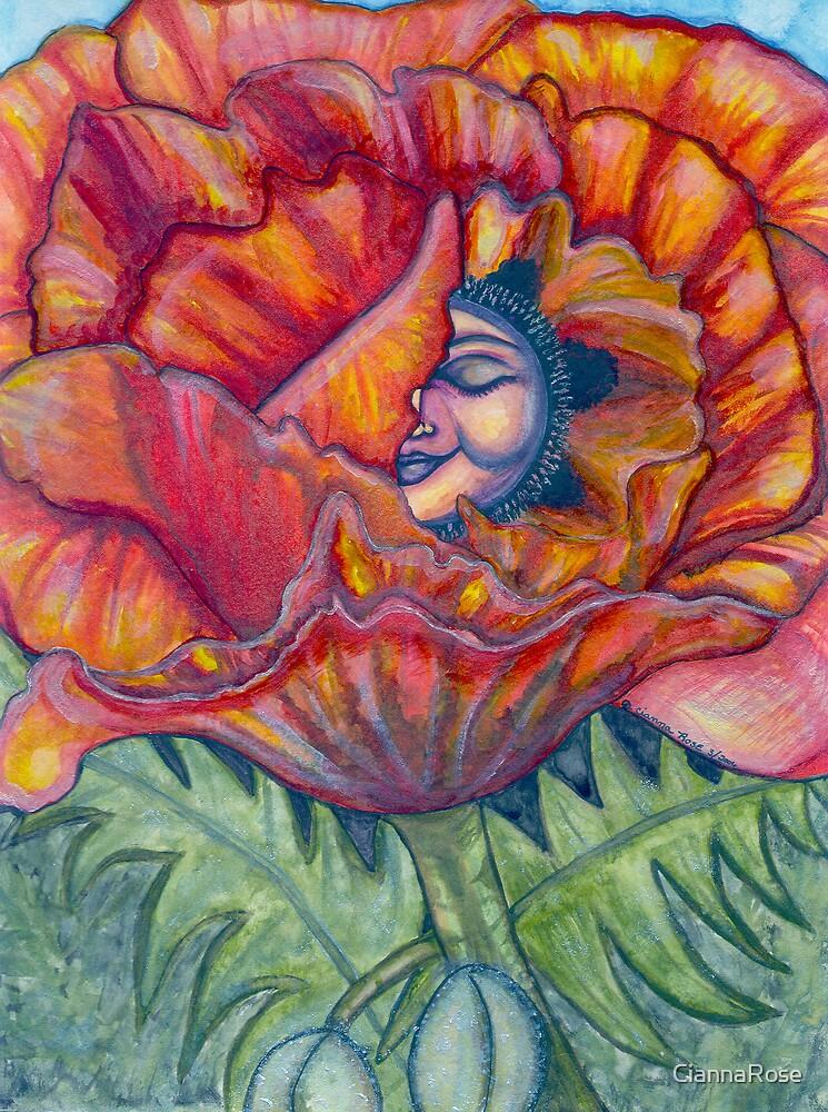 Poppy Bliss by CiannaRose