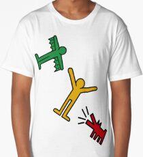 Keith Haring Long T-Shirt