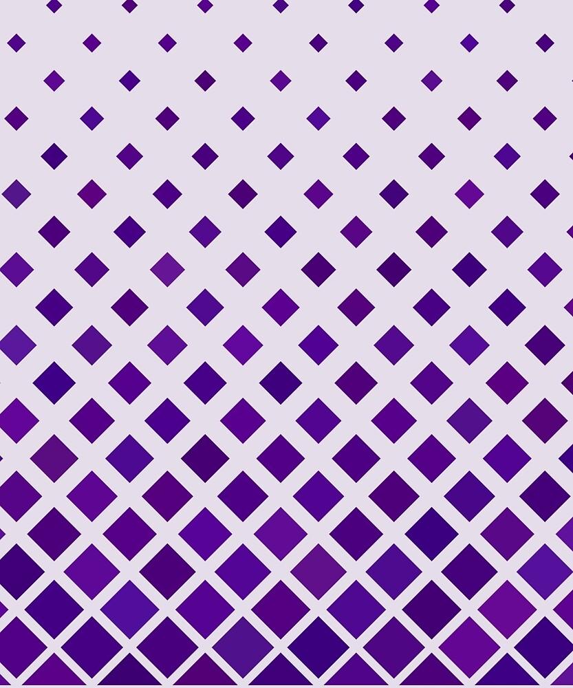 Square Purple Pattern by tikasdes