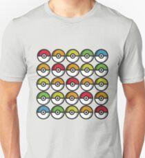 Pok'e Rainbow Unisex T-Shirt