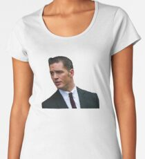 Tom Hardy Women's Premium T-Shirt
