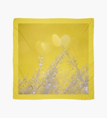 Yellow Sparkles Scarf