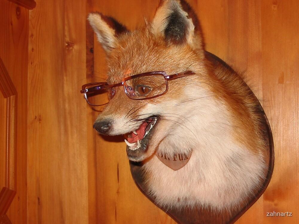 Dr. Fox by zahnartz