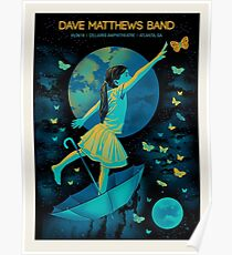 DMB2018 , May 26 2018 Cellairis Amphitheatre At Lakewood, Atlanta, GA ok copy Poster