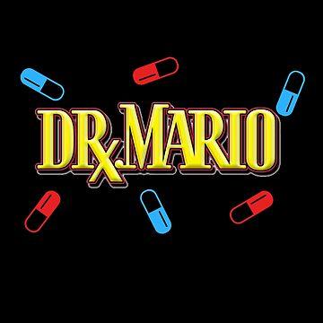 Doctor Mario by thepinecones