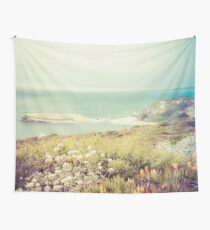 Pacific Coast California Wall Tapestry