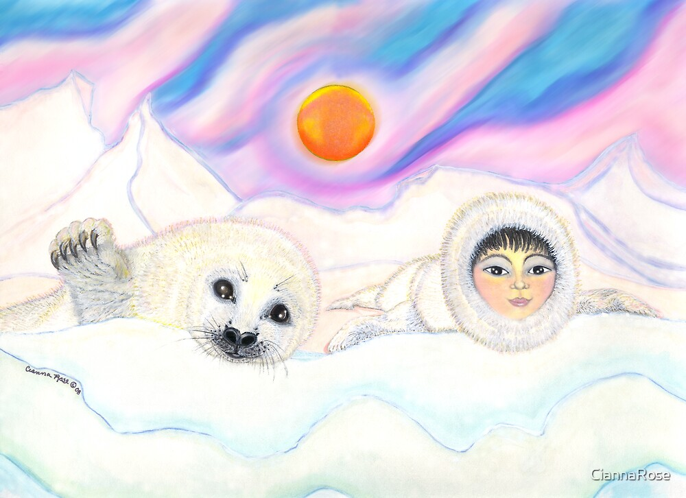 Snow Babies by CiannaRose