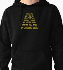 The Thick of It Star Wars Malcolm Tucker Quote Pullover Hoodie