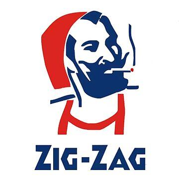 Zig-Zag Man by LeakyLake