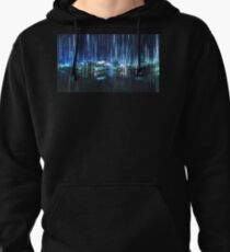 Reflections of Sailing Pullover Hoodie