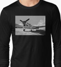 P-40 Warhawk - Flying Tigers Long Sleeve T-Shirt