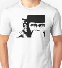 Lancelot Link Chimp Face T-Shirt