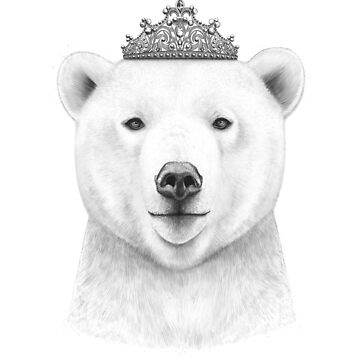 Queen bear by kodamorkovkart