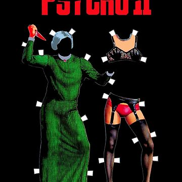 "Psycho II ""Paper Dolls"" by Faction"