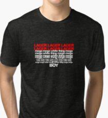TRAINSPOTTING T SHIRT Tri-blend T-Shirt