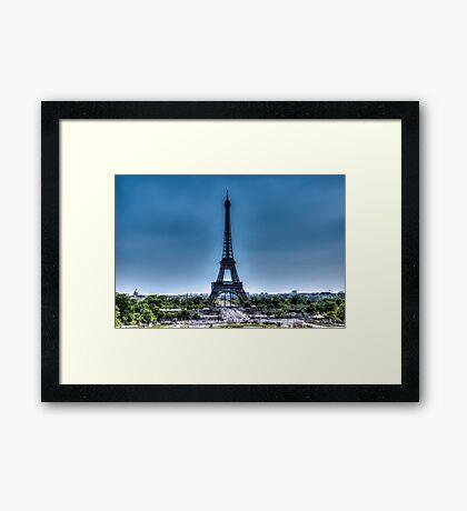 Eiffel Tower 6 Framed Print