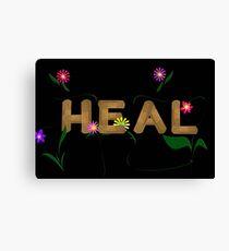 Heal! Canvas Print