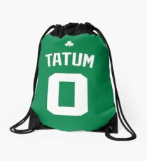Jayson Tatum-Jersey-Tasche Rucksackbeutel