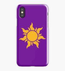 Tangled Kingdom Sun iPhone Case