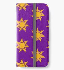 Tangled Kingdom Sun iPhone Wallet/Case/Skin