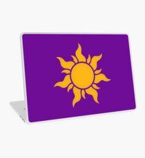 Tangled Kingdom Sun Laptop Skin