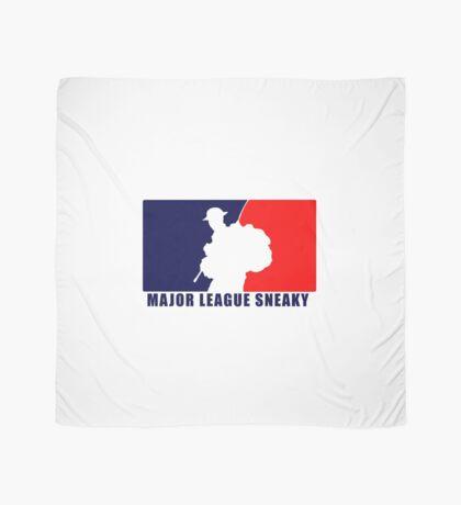 "Little Top presents ""Major League Sneaky""  LRRP, LRSC, LRSD Sticker Scarf"