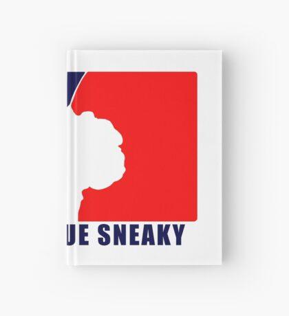 "Little Top presents ""Major League Sneaky""  LRRP, LRSC, LRSD Sticker Hardcover Journal"