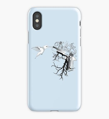 When Mother Nature Takes Over.... iPhone Case/Skin