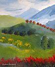 My valley by Elizabeth Kendall