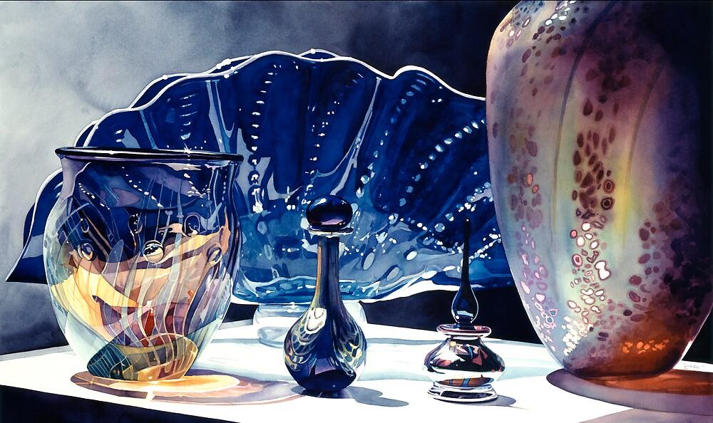 Quot Quot Aurora Quot Watercolor Quot By Paul Jackson Redbubble