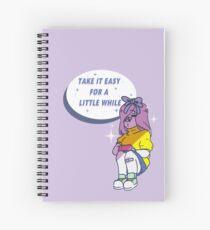 Cuaderno de espiral take it easy - arctic monkeys