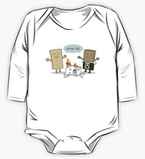 Funny S'mores - GROUP HUG! Kids Clothes
