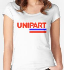 Unipart - The Parts of Quality Women's Fitted Scoop T-Shirt