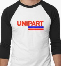 Unipart - The Parts of Quality Men's Baseball ¾ T-Shirt