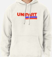 Unipart - The Parts of Quality Pullover Hoodie