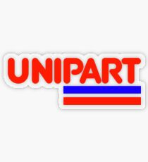 Unipart - The Parts of Quality Transparent Sticker