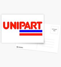 Unipart - The Parts of Quality Postcards