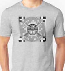 TestScreenSkull Unisex T-Shirt