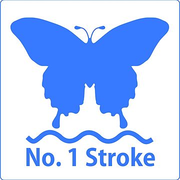 Butterfly - number 1 stroke! by DrawnToTheSea