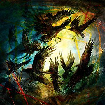 The Birds by CleoLant