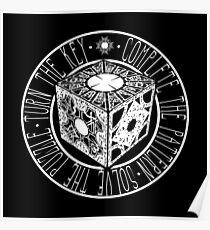 Hellraiser - Box - Clive Barker - Cenobite Poster