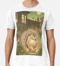 Happy Hedgehog Men's Premium T-Shirt