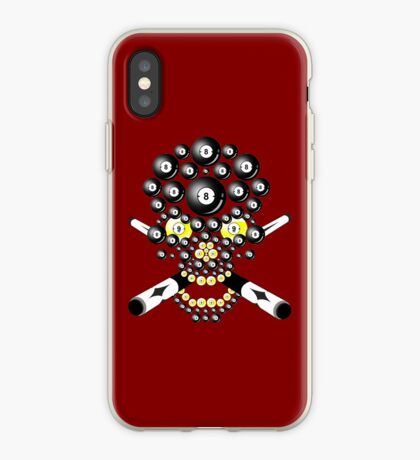 Skull-O-Balls iPhone Case