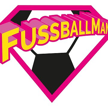 Soccer Mom - Soccer Super Hero Mom - Fussball Mama by milibadic
