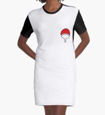 uchiha clan Graphic T-Shirt Dress