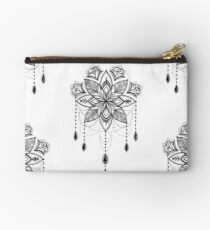 Jeweled Mandala Studio Pouch
