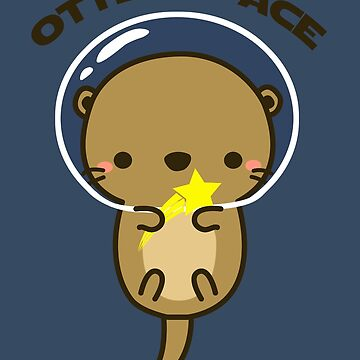 Otter Space by GiggleTees