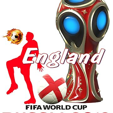 England FIFA World Cup 18 Collection by NorthernSoulz