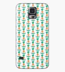 Pineapple Summer Case/Skin for Samsung Galaxy