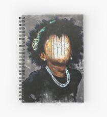 Naturally XXVIII Spiral Notebook